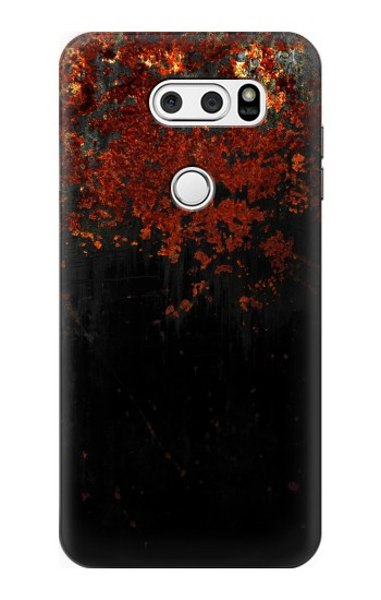 Printed Rusted Metal Texture LG L90 D405 Case