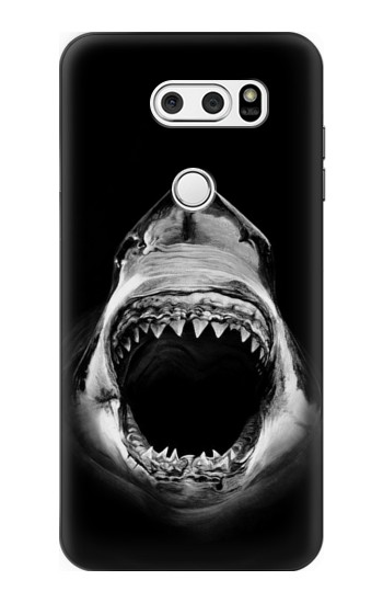 Printed Great White Shark LG L90 D405 Case