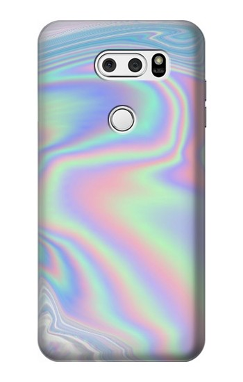 Printed Pastel Holographic Photo Printed LG L90 D405 Case