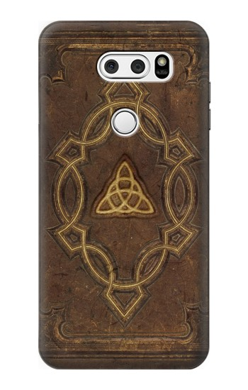 Printed Spell Book Cover LG L90 D405 Case
