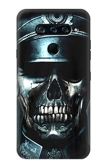 Printed Skull Soldier Zombie LG V40 ThinQ Case