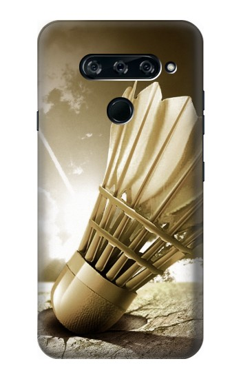 Printed Badminton Sport Art LG V40 ThinQ Case