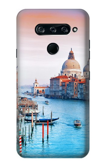 Printed Beauty of Venice Italy LG V40 ThinQ Case