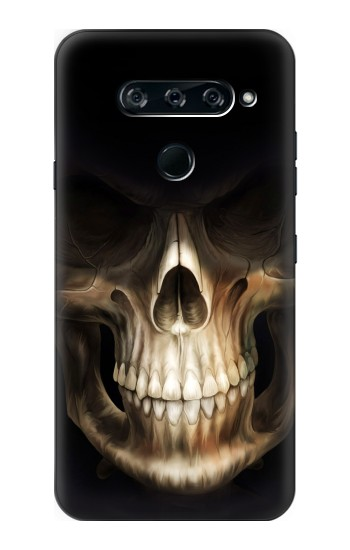 Printed Skull Face Grim Reaper LG V40 ThinQ Case