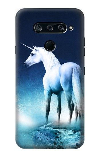 Printed Unicorn Horse LG V40 ThinQ Case