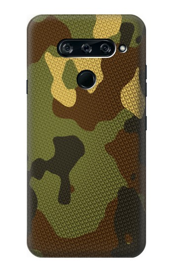 Printed Camo Camouflage Graphic Printed LG V40 ThinQ Case