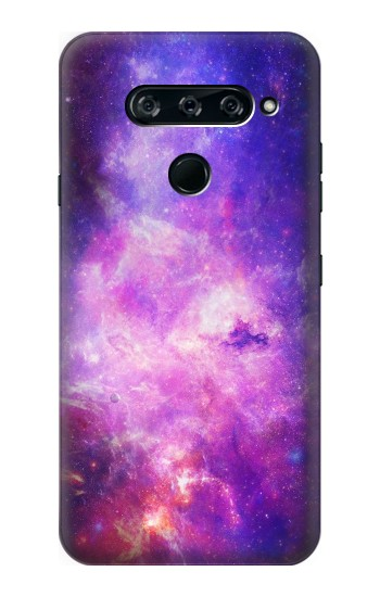 Printed Milky Way Galaxy LG V40 ThinQ Case