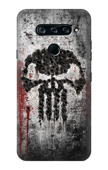 Printed Punisher LG V40 ThinQ Case