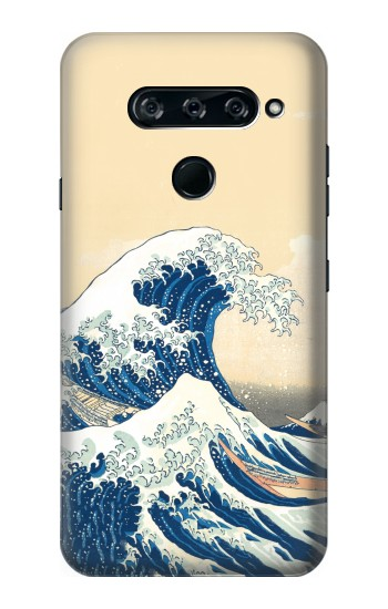 Printed Under the Wave off Kanagawa LG V40 ThinQ Case