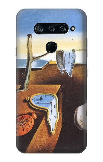Printed Salvador Dali The Persistence of Memory LG V40 ThinQ Case
