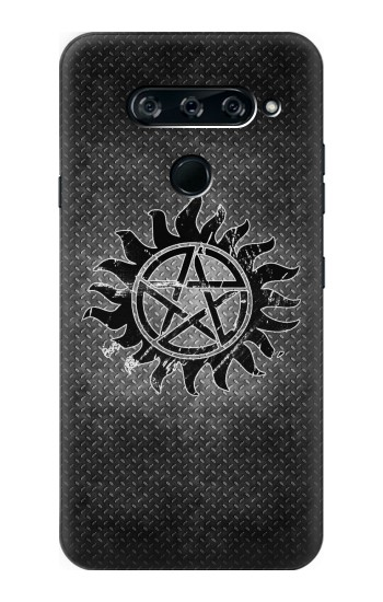 Printed Supernatural Antidemonpos Symbol LG V40 ThinQ Case