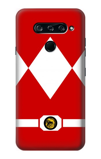 Printed Mighty Morphin Power Ranger Minimalist LG V40 ThinQ Case
