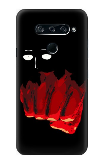 Printed One Punch Man Fight LG V40 ThinQ Case