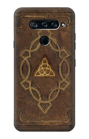 Printed Spell Book Cover LG V40 ThinQ Case
