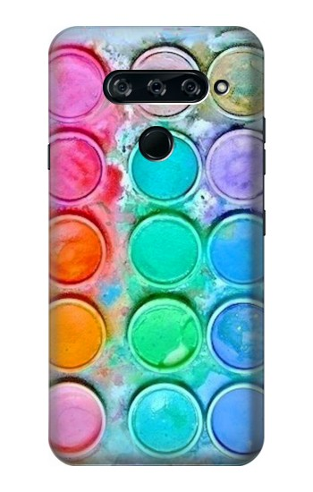Printed Watercolor Mixing LG V40 ThinQ Case