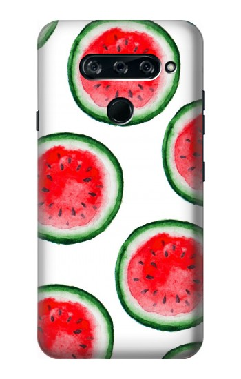 Printed Watermelon Pattern LG V40 ThinQ Case