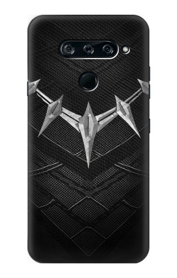 Printed Black Panther Inspired Costume Necklace LG V40 ThinQ Case