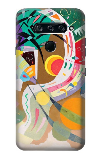 Printed Vasily Kandinsky Guggenheim LG V40 ThinQ Case