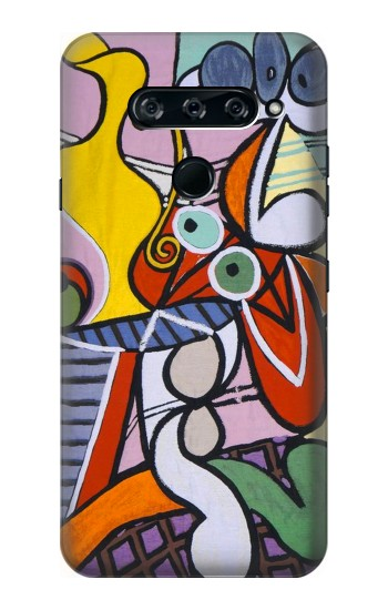 Printed Picasso Nude and Still Life LG V40 ThinQ Case