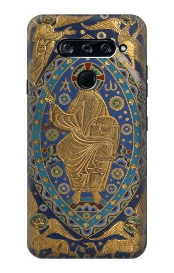Printed Book Cover Christ Majesty LG V40 ThinQ Case