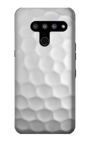 Printed Golf Ball LG V50, LG V50 ThinQ 5G Case