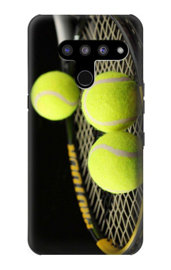 Printed Tennis LG V50, LG V50 ThinQ 5G Case