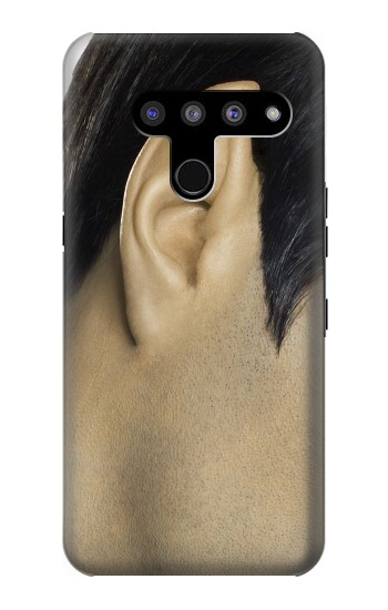 Printed Spock Ear Star Trek LG V50, LG V50 ThinQ 5G Case