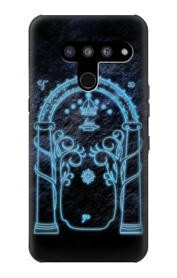 Printed Lord of The Rings Mines of Moria Gate LG V50, LG V50 ThinQ 5G Case