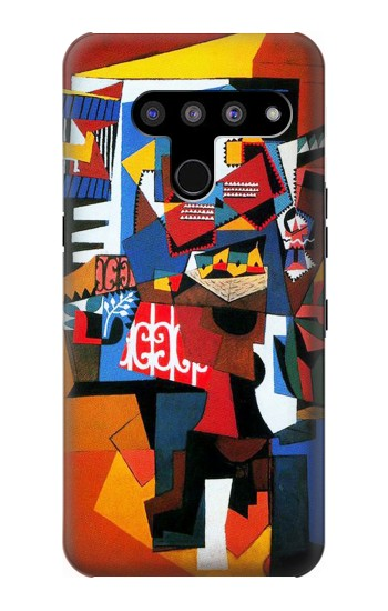 Printed Picasso The Bird Cage LG V50, LG V50 ThinQ 5G Case