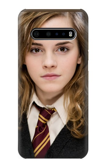 Printed Harry Potter Hermione LG V60 ThinQ 5G Case