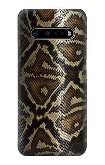 Printed Anaconda Snake Skin LG V60 ThinQ 5G Case