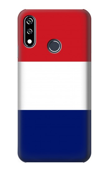 Printed Flag of France and the Netherlands LG W10 Case