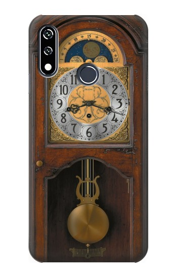 Printed Grandfather Clock Antique Wall Clock LG W10 Case