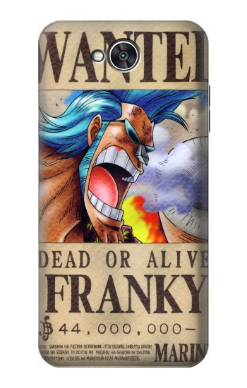 Printed One Piece FRANKY Wanted Poster LG X power2 Case