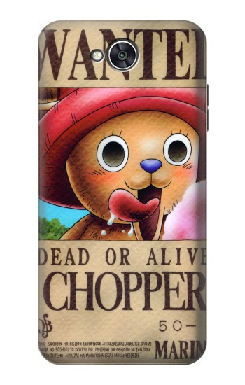 Printed One Piece CHOPPER Wanted Poster LG X power2 Case