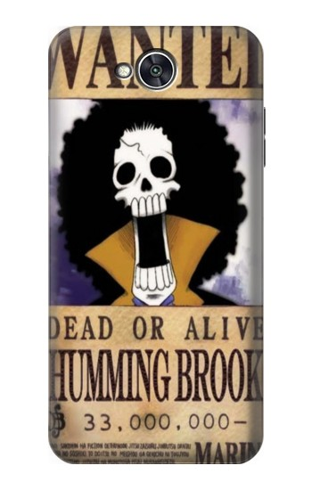 Printed One Piece Humming Brook Wanted Poster LG X power2 Case