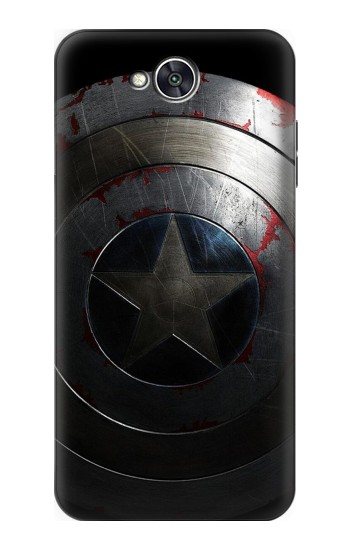 Printed Captain Shield LG X power2 Case
