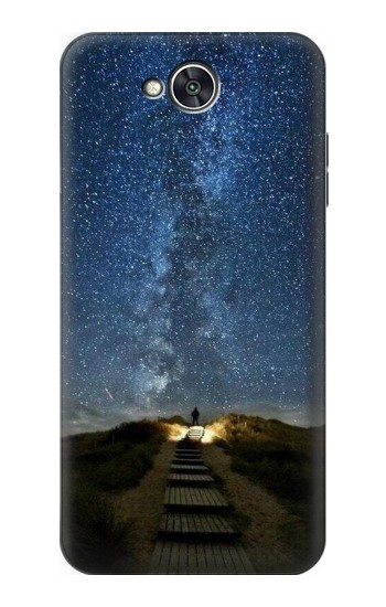 Printed Stairway to Heaven Iceland LG X power2 Case