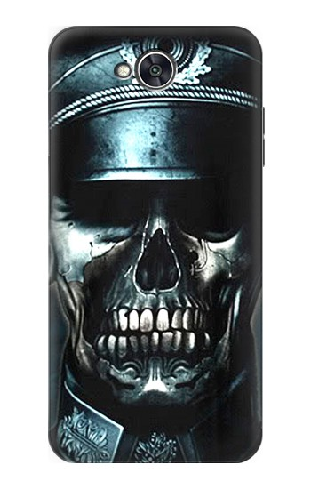 Printed Skull Soldier Zombie LG X power2 Case