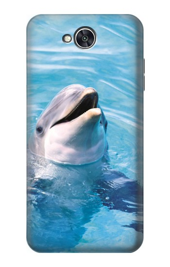 Printed Dolphin LG X power2 Case