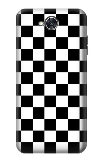 Printed Checkerboard Chess Board LG X power2 Case