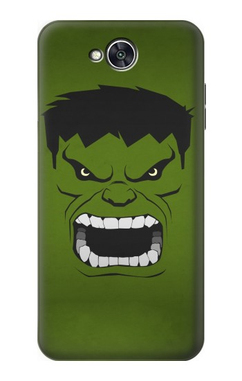 Printed Hulk Minimalist LG X power2 Case