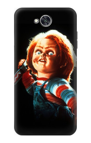 Printed Chucky With Knife LG X power2 Case