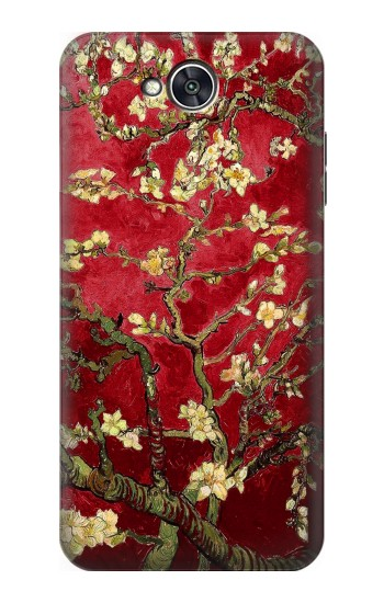 Printed Red Blossoming Almond Tree Van Gogh LG X power2 Case