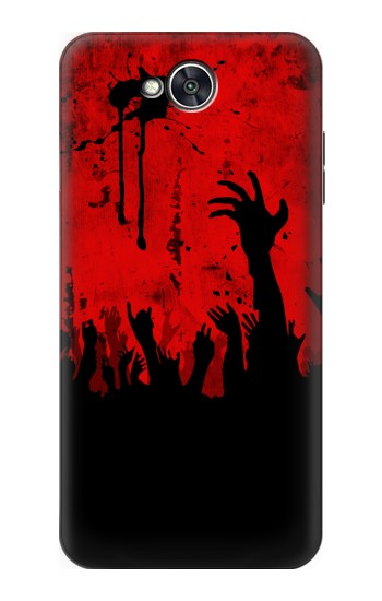 Printed Zombie Hands LG X power2 Case