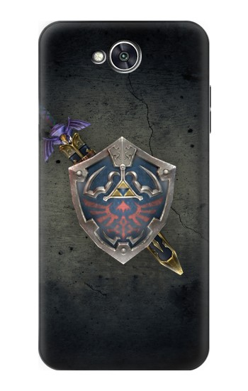 Printed Legend of Zelda Shield LG X power2 Case