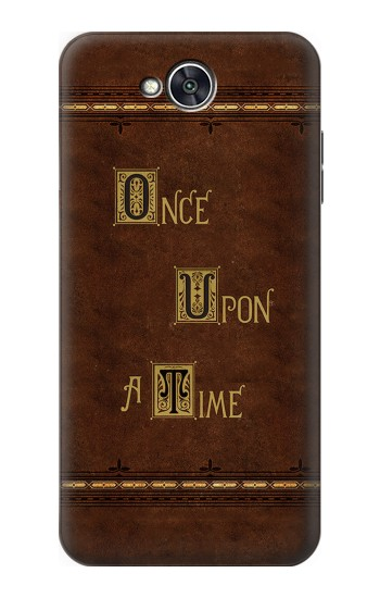 Printed Once Upon A Time Book LG X power2 Case