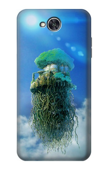 Printed Castle in the Sky LG X power2 Case