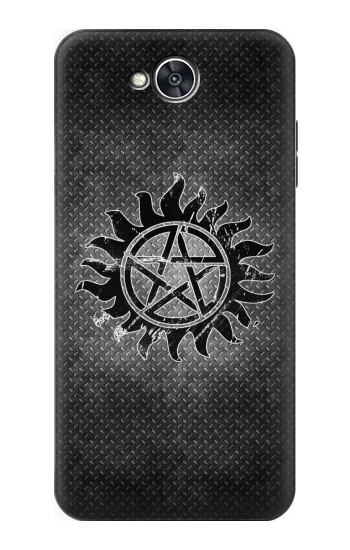 Printed Supernatural Antidemonpos Symbol LG X power2 Case