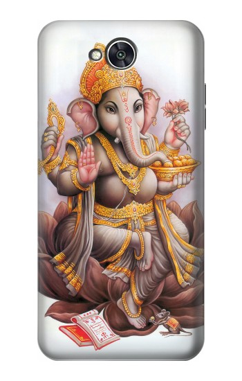 Printed Hindu God Ganesha Ganapati Vinayaka LG X power2 Case